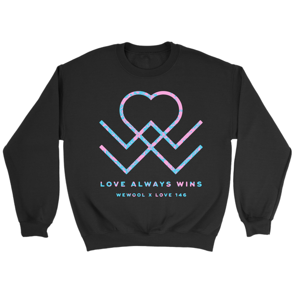 Love Always Wins (Color) Crewneck