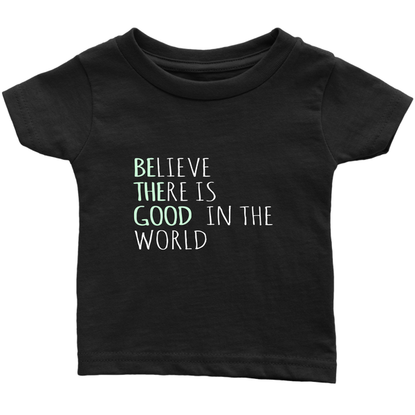 Believe Baby Shirt