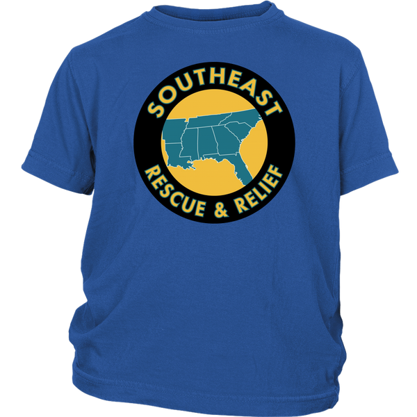 SE Rescue & Relief Youth Tee