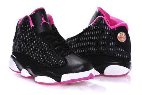 reputable site 4a2ce e7b35 Air Jordan 13 'Black Pink White'