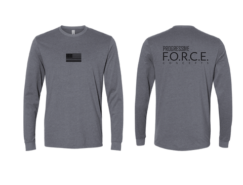 FORCE Long-Sleeved T-Shirt