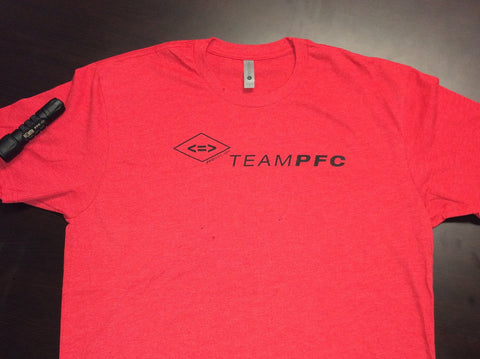 Team PFC T-Shirt - Limited Edition!