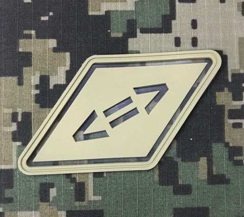 PFC Less Is More PVC Patch
