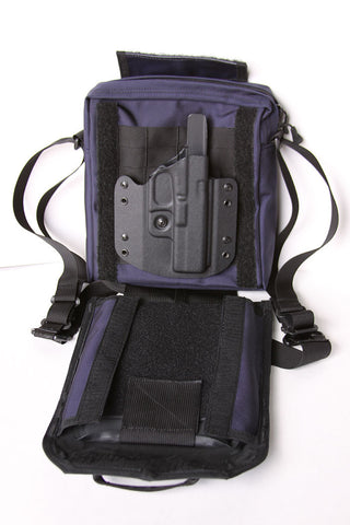Ballistic Off-Body Bag (B.O.B.B.) - PFC cross-body weapon carry shoulder bag