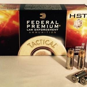 9MM 124GR Federal Premium Tactical HST JHP (P9HST1)