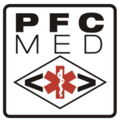 PFC MED PVC Patch