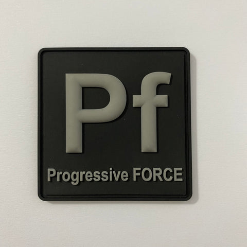 Progressive FORCE PVC Patch