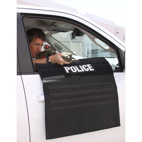 Vehicle Intercept Protective Panel System (V.I.P.P.S.)