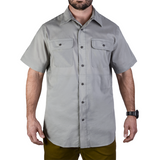 Vertx Guardian Short Sleeved Shirt GREY - PFC Loadout