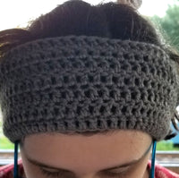 Earwarmer Crochet Pattern