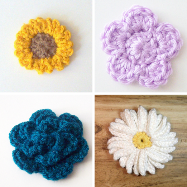 Flowers Pattern Bundle