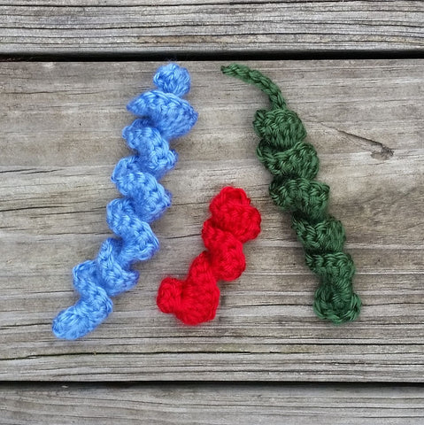 Spiral Cat Toy Crochet Pattern