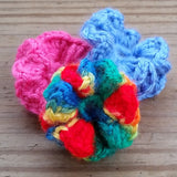 Spiral Ring Cat Toy Crochet Pattern