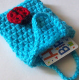 Gift Card Bag Crochet Pattern PDF
