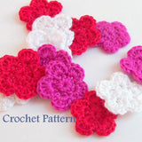 Flower Crochet Pattern PDF