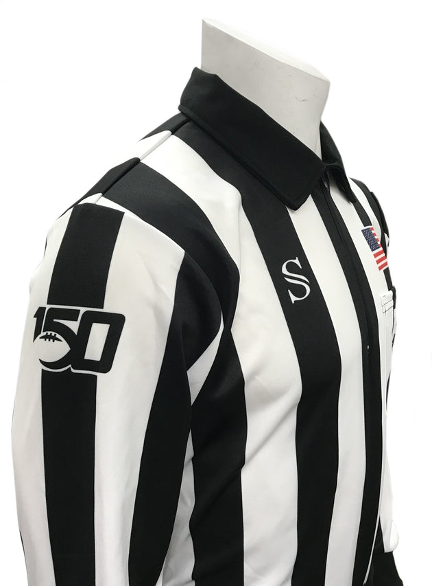 150 Anniversary SmittyUSA-Dye sublimated CFO Football Jersey-Long Sleeve