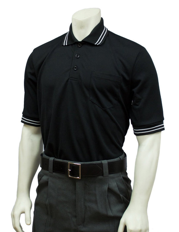 UMPIRE SHIRT - BLACK