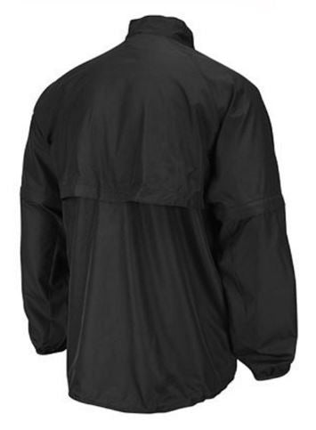 UMPIRE CONVERTIBLE JACKET - BLACK