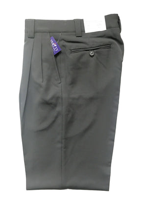 CLOSEOUT PREMIUM 4-WAY STRETCH PLATE PANTS-CHARCOAL