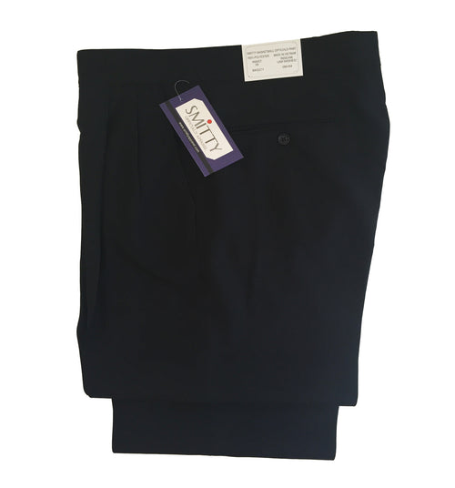 CLOSEOUT Smitty Traditional Pleated Slacks