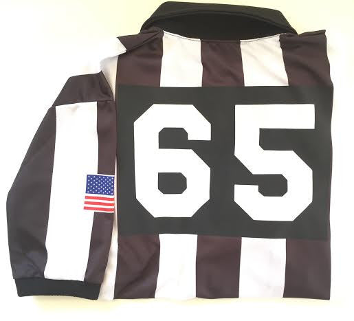 SEFOA Long Sleeve Shirt W/Number