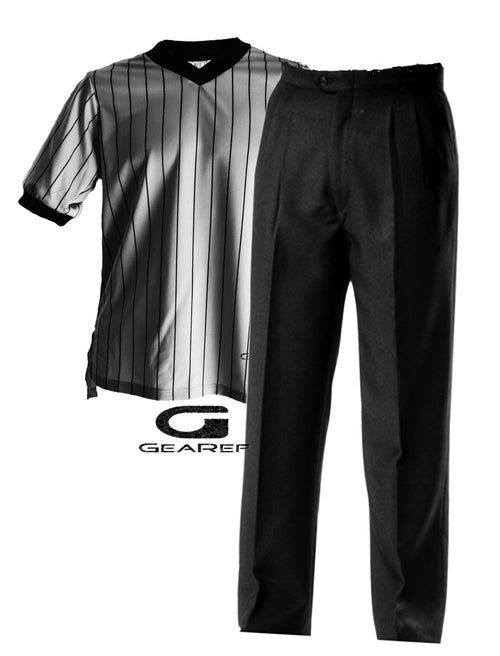 Men's Basketball Starter Package-NCHSAA Grey Shirt