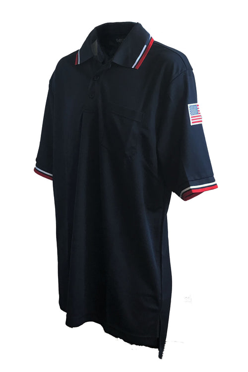 VIRGINIA STYLE UMPIRE SHIRT-NAVY
