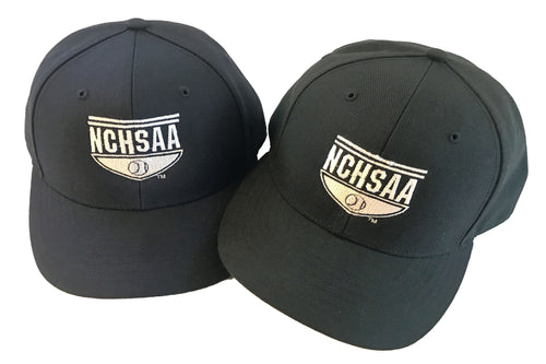 NCHSAA UMPIRE HAT-6 STITCH BRIM