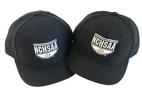 NCHSAA UMPIRE PLATE HAT-4 STITCH
