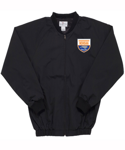 NCHSAA Basketball/Volleyball Pre-Game Jacket - Smitty Official's Apparel-Gearef officiating supplies