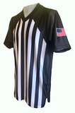 Body Flex Men's NCAA Basketball Referee Shirt