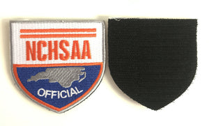 NCHSAA PATCH w/ VELCRO