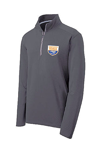 NCHSAA 1/4 ZIP PULLOVER