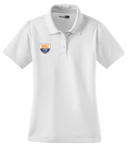 Women's NCHSAA Volleyball Officials Shirt - Sanmar-Gearef officiating supplies - 1