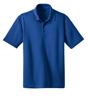 MEN'S PLAIN ROYAL BLUE VOLLEYBALL SHIRT