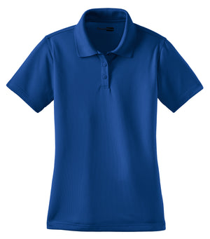 WOMEN'S PLAIN ROYAL BLUE VOLLEYBALL SHIRT