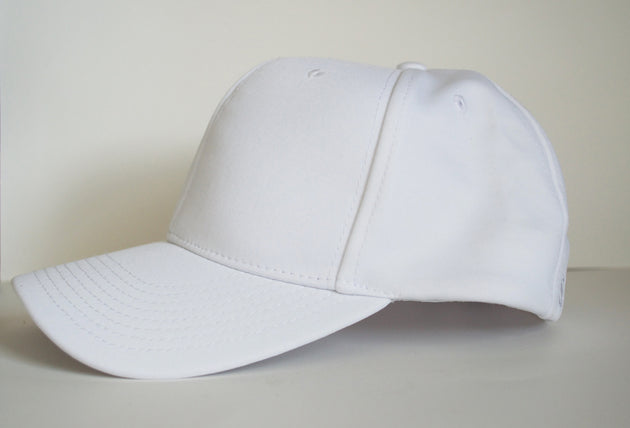 Smitty Flex-Fit Referee Hat-White - Smitty Official's Apparel-Gearef officiating supplies