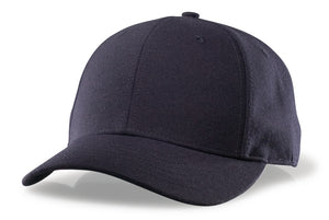 RICHARDSON NAVY COMBO HAT- 6 STITCH VISOR