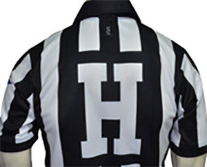 SmittyUSA-Dye sumblimated CFO Football Jersey-Short Sleeve - Smitty Official's Apparel-Gearef officiating supplies - 2