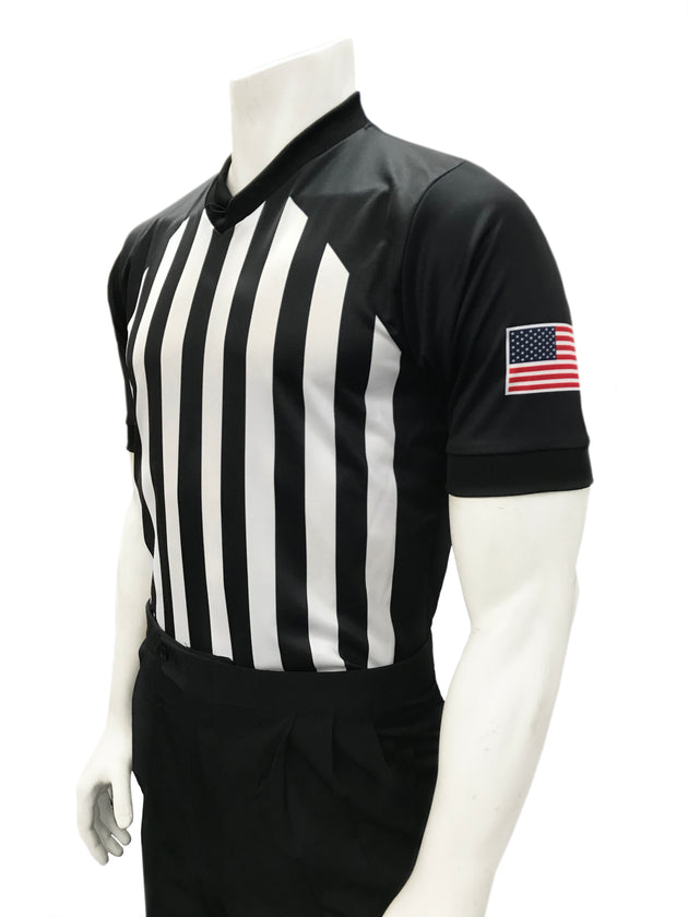 New Approved NCAA Basketball Referee Shirt