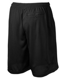 Black Officiating Shorts - Sport Tek-Gearef officiating supplies - 2