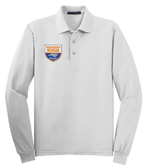 Men's NCHSAA Long Sleeve Volleyball Officials Shirt - gearef-Gearef officiating supplies