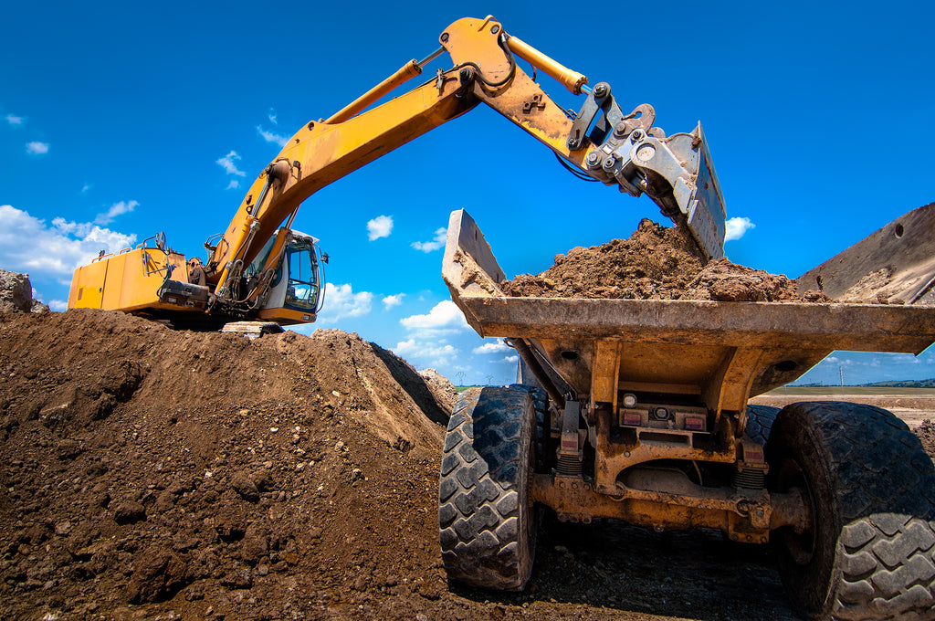 Earthmoving Parts