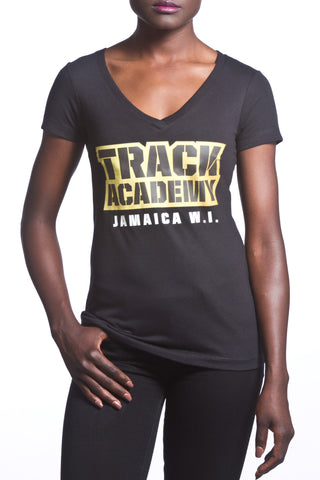 Track Academy Female T-Shirt