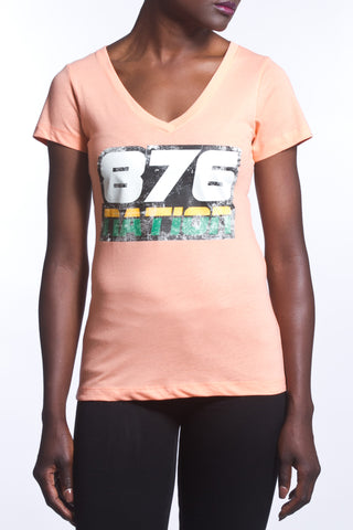 876 Nation Vintage Women's T-Shirt