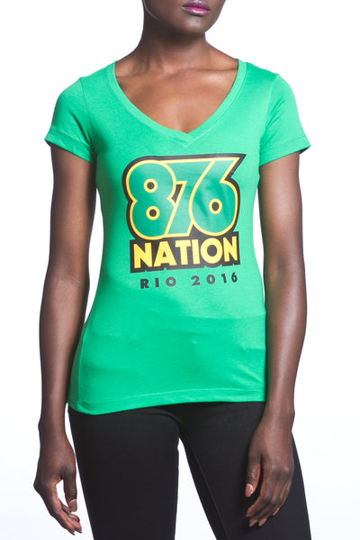 876 Nation Rio Women's T-Shirt