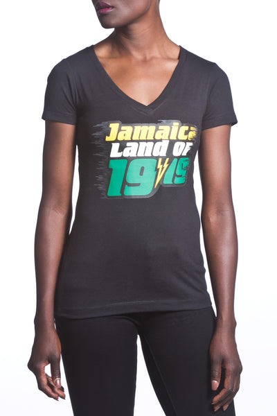 Jamaica Land of 19.19 Women's T-Shirt