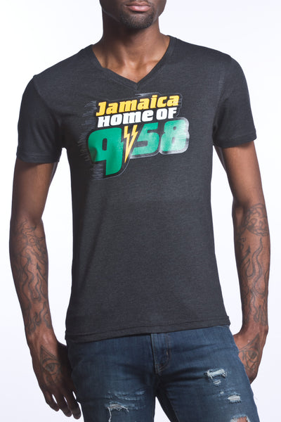 Jamaica Home of 9.58 Men's Shirt