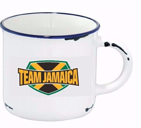 Team Jamaica - Jamaica Flag