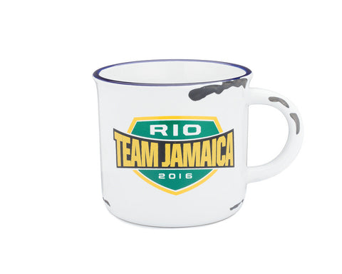 Team Jamaica Mug - Green